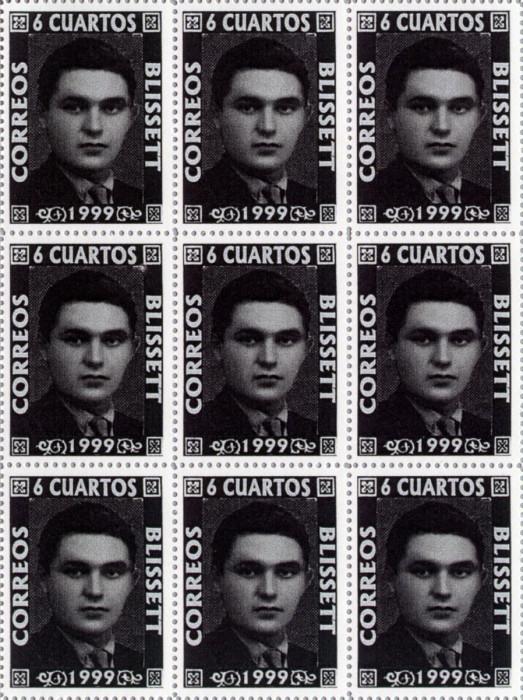blissett stamps