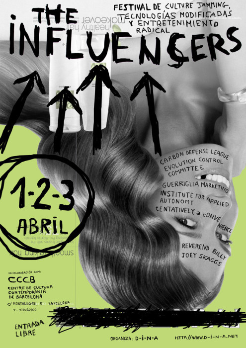 influencers poster 2004