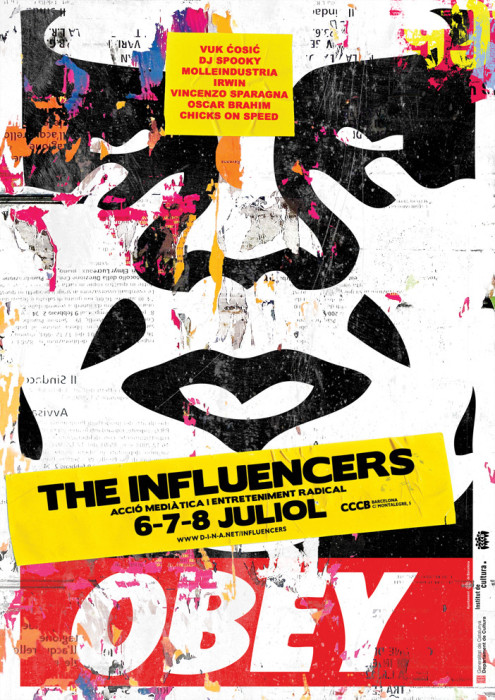 influencers poster 2006