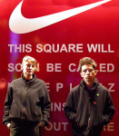Eva & Franco Mattes, Nike Ground