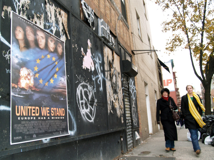 united installation newyork bleecker
