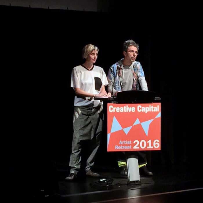 eva franco mattes creative capital retreat lecture
