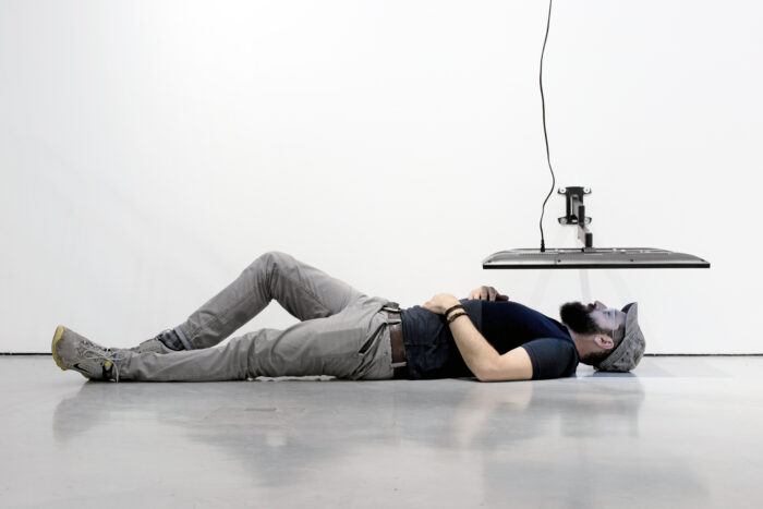 exhib-carrollfletcher-befnoed-monitor-bottom-with-person