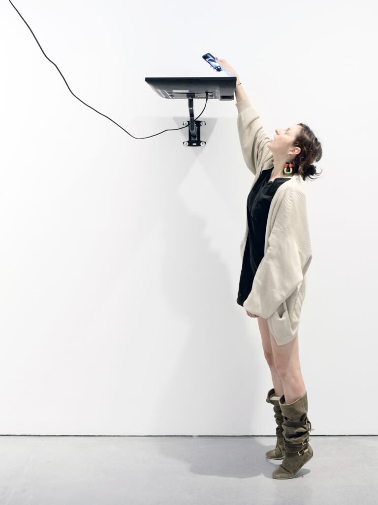 exhib-carrollfletcher-befnoed-monitor-top-with-person