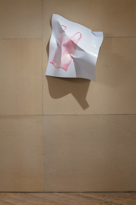 exhib postmasters agreement n.2 pink plastic bag