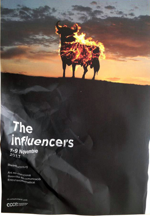 influencers poster 2013
