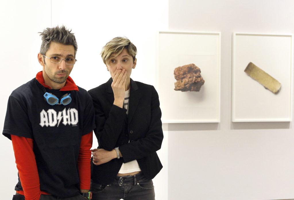 Eva & Franco Mattes, Stolen Pieces