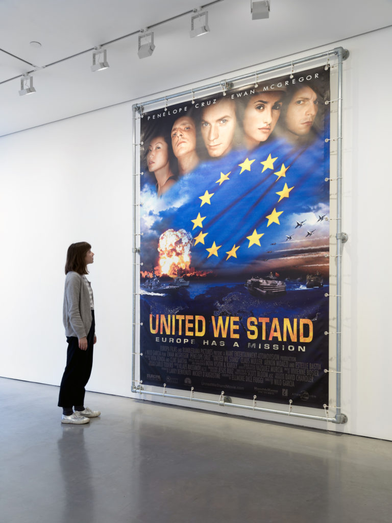 Eva and Franco Mattes, United We Stand